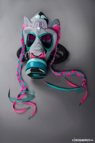 0d4e092c6578 The 29th sneaker mask created by Freehand Profit. Made from 1 pair of