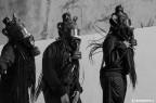 The Freehand Files: No.39 Black Flip Jordan III Gas Mask