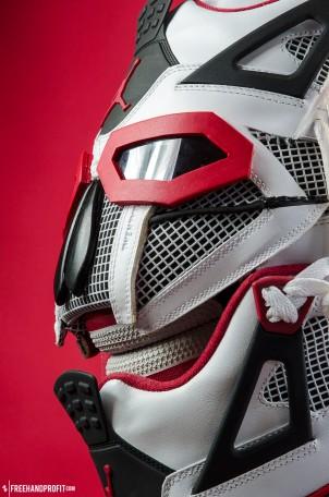 WEB 045 Fire Red Jordan IV Mask 01