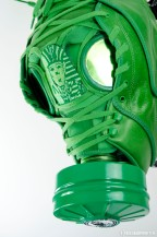 The Freehand Files: No. 57 T Raww Gravity Green Gas Mask