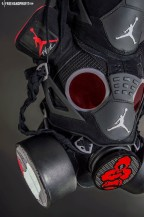 The Freehand Files: No.58 Jordan Black Cement IV Gas Mask