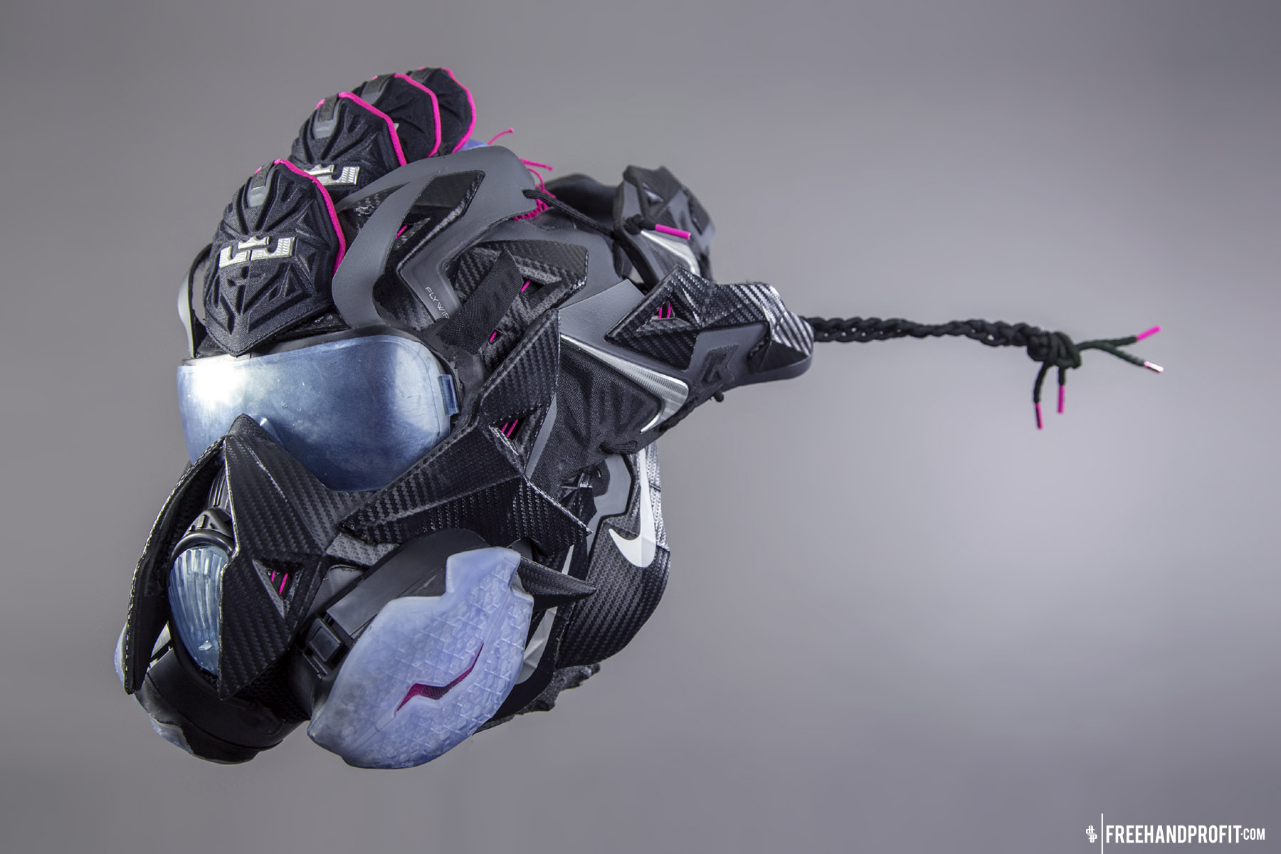 """best website f596a 3f033 Nike Lebron 11 (XI) """"Miami Nights"""" Gas Mask by Freehand Profit"""