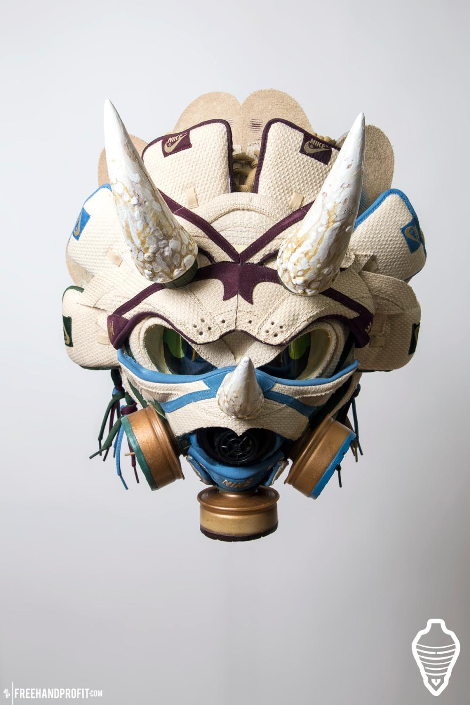 Hemp SB Gas Mask by Freehand Profit
