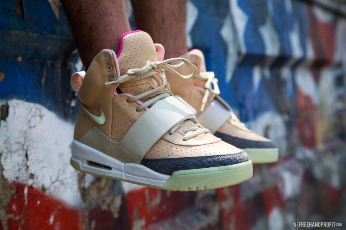 Shout to @Figgs8and9 for letting us borrow his Yeezy 1s for the shoot!
