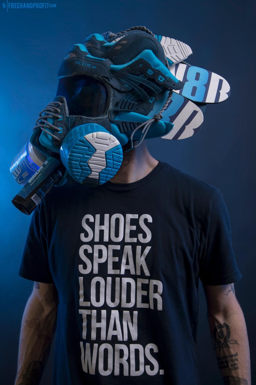 WEB 128 Reshoevn8r Asics Gel Lyte III Gas Mask 15