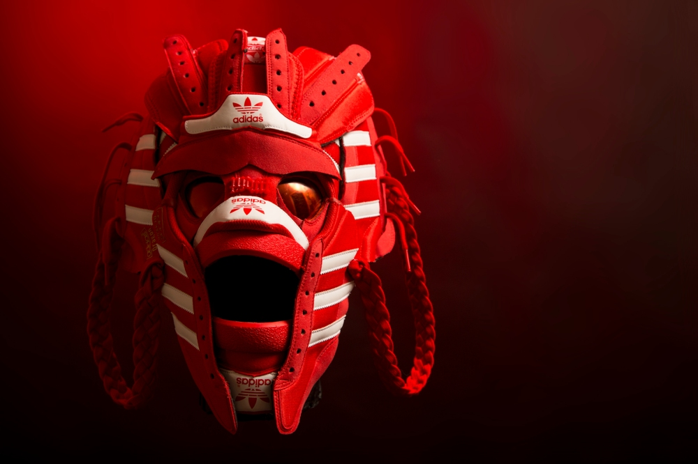 adidas Dragon OG Mask by Freehand Profit