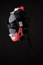 The 136th sneaker mask created by Freehand Profit. Made from 2 pairs of adidas EQT Support 93/17 . Find out more about the work on FREEHANDPROFIT.com. On display at adidas SOHO 3/2017!