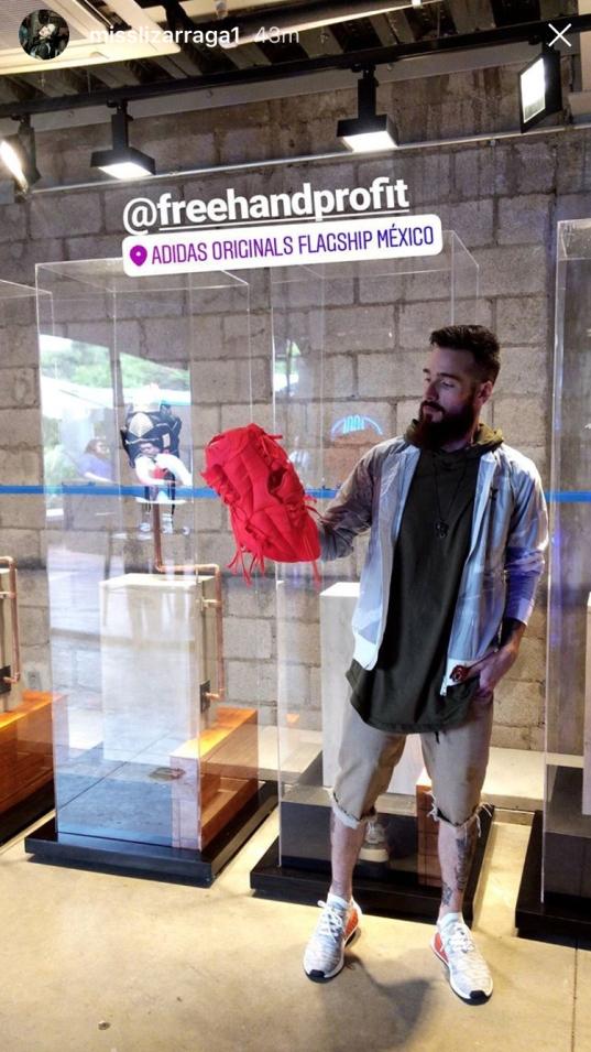 Sneaker Fever MX adidas Recap 001
