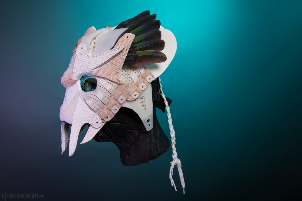 EQT Quetzalcoatl Mask by Freehand Profit