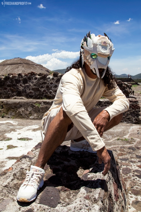 WEB 151 EQT Quetzalcoatl Mask 13