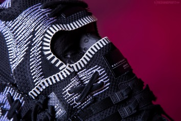 The 152nd sneaker mask created by Freehand Profit. Made from 3 pairs of adidas EQT ADV PK. Find out more about the work on FREEHANDPROFIT.com.