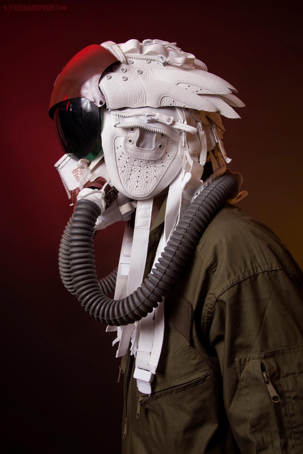 WEB 157 SF-AF1 Mars Flight Helmet 01