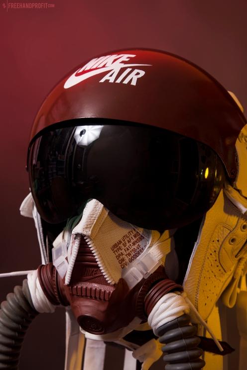 WEB 157 SF-AF1 Mars Flight Helmet 06