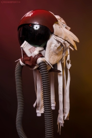 WEB 157 SF-AF1 Mars Flight Helmet 07