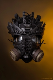 WEB 159 SF-AF1 Black Hazel Gas Mask 01