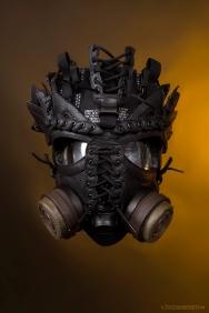 WEB 159 SF-AF1 Black Hazel Gas Mask 01