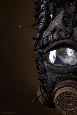 WEB 159 SF-AF1 Black Hazel Gas Mask 03