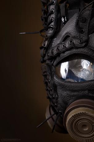 WEB 159 SF-AF1 Black Hazel Gas Mask 03