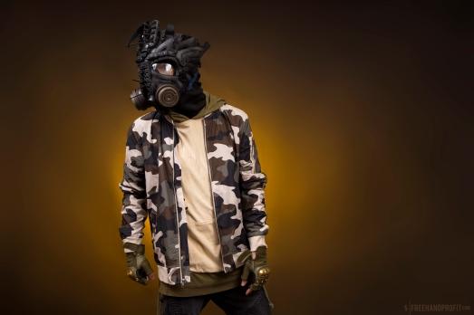 WEB 159 SF-AF1 Black Hazel Gas Mask 06