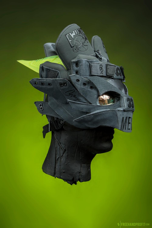 Ewing x Cormega x 8&9 Mask by Freehand Profit