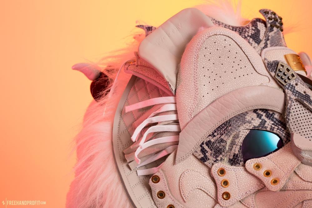 Pinnacle Jordan I/IV Rengar Sneaker Mask by Freehand Profit