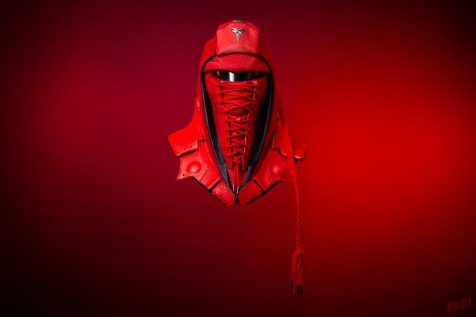 Kobe 9 Imperial Guard Helmet by Freehand Profit